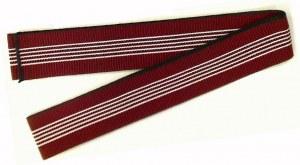 Men's red belt