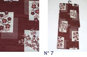 Yukata femme 815-22-7