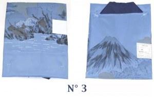 Nagajuban H bleu M N°3