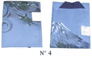 Nagajuban H bleu M N°4